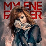 Mylène Farmer Calendar 2022: 2022 music Calendar-18 months-Calendar planner - Music Pop Singer Songwriter Celebrity