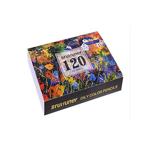 Buntstifte, 120/136/160 Farben, Holzstifte, Set für Kinder, Studenten, Zeichnungen, Malwerkzeug, 120 Stück