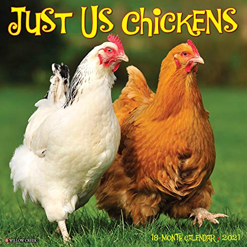 Just Us Chickens 2021 Calendarの詳細を見る
