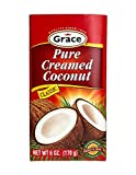 4 Pack Pure creamed coconut from Jamaica