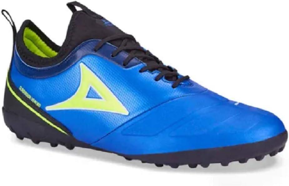 Pirma Men's Turf  Indoors Soccer Athletics Sport Futbol Shoes