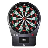 Target Darts Elektronische Nexus Dartscheibe mit Online-Funktionen Diana electrónica, Color Negro con Pantalla LED, estándar