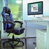 Silla de oficina Fixkit, ergonómica silla de oficina, silla de escritorio,...