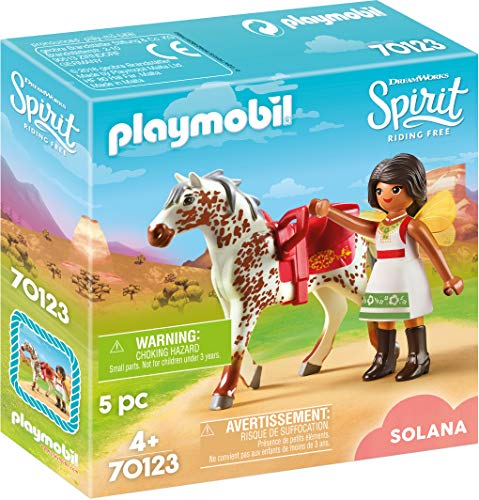 PLAYMOBIL Spirit Riding Free Vaulting Solana