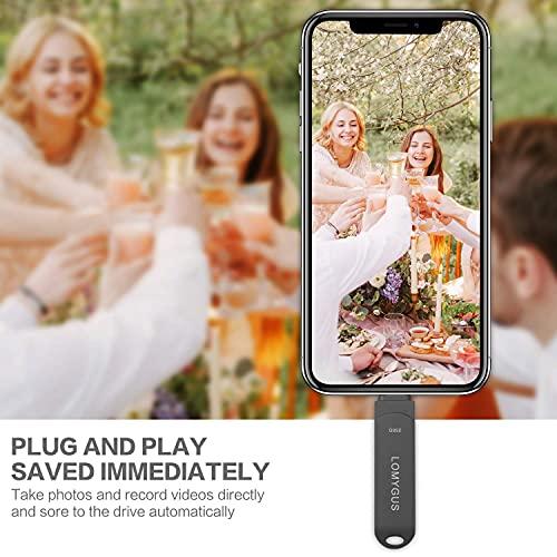 LOMYGUS 256GB USB Flash Drive Product Image