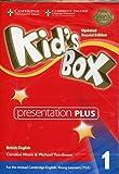Kid's box. Presentation plus. Level 1. Per la Scuola elementare. DVD-ROM