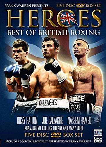 Heroes - Best Of British Boxing [2008]  [Non...