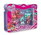 Pinypon. My Puppy and Me. Pck Doble Figuras para niños y niñas de 4 a 8 años (Famosa 700016300)