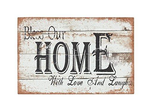 Paillasson paillasson/Tapis/paillasson/passwort Tapis/paillasson – Tapis Anti-Poussière – – Bless Our Home – Paillasson/Tapis Multicolore – Humoristique drôle Taille env. 40 x 60 cm de Paillasson
