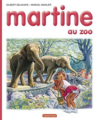 Martine, numéro 13 : Martine au zoo