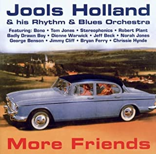 Jools Holland:More Friends