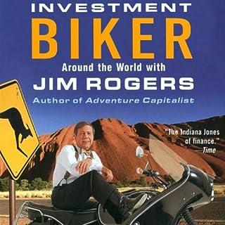 Investment Biker cover art