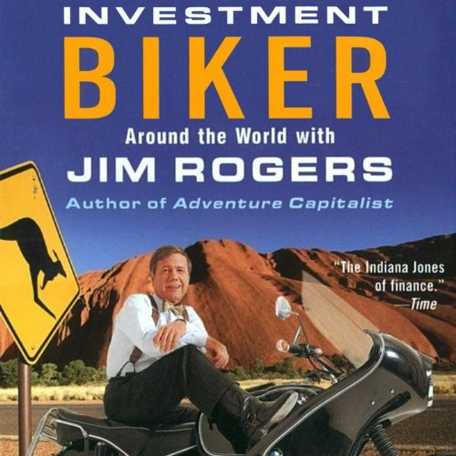 Investment Biker cover art