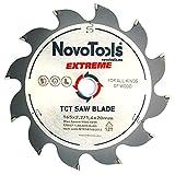 <span class='highlight'>NOVOTOOLS</span> Extreme <span class='highlight'>TCT</span> <span class='highlight'>Circular</span> <span class='highlight'>Saw</span> <span class='highlight'>Blade</span> <span class='highlight'>165mm</span> x <span class='highlight'>20mm</span> x 12T - Industrial High Quality Easily Cuts Through All Types of <span class='highlight'>Wood</span> for Festool Bosch Makita DeWalt