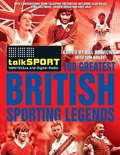 british sporting legends