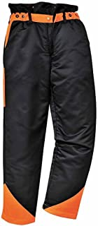 Portwest Workwear Mens Chainsaw Trousers