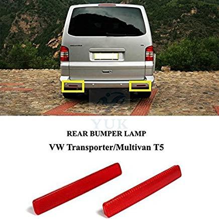 LL9039 Van Demon Left Hand Rear Lamp with Smoked Lens for VW Transporter T4 90-03