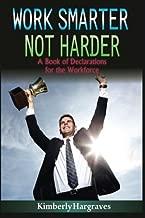 work smarter not harder book