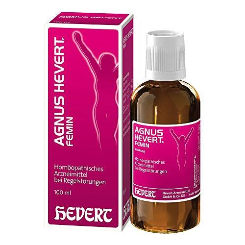 AGNUS HEVERT Femin Tropfen 100 ml