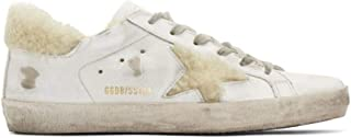 Golden Goose Luxury Fashion Womens G35WS590L59 White Sneakers | Fall Winter 19