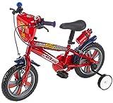 Disney 17190 - 12' Bicicletta Cars 3 per bambini da 2 - 4 anni
