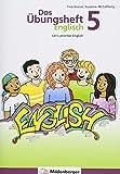 Das Übungsheft Englisch 5: Let's practice English: Let's practice English, Klasse 5