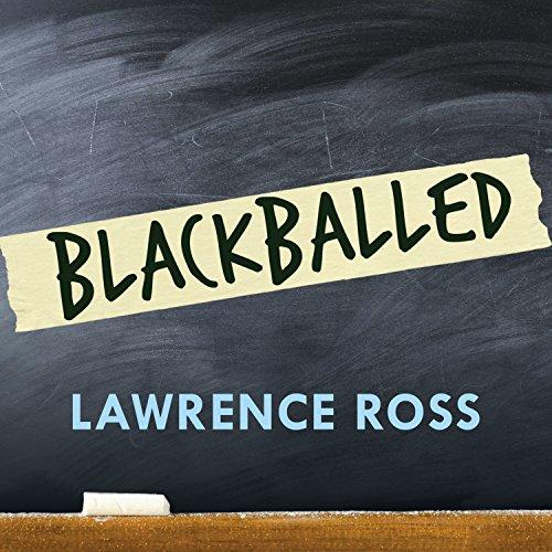 Blackballed audiobook cover art