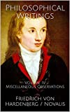 Philosophical Writings: Volume IV Miscellaneous Observations (English Edition)