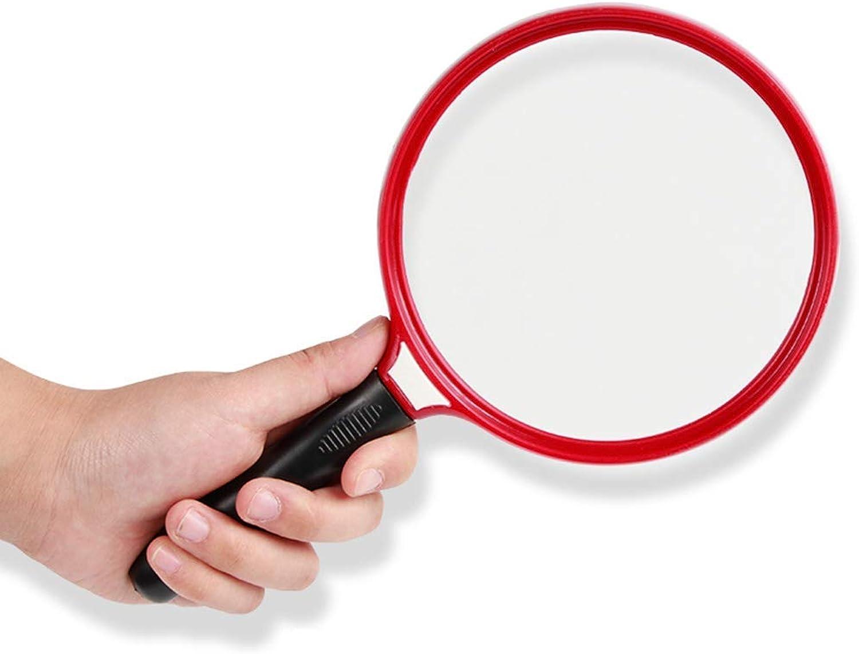 DDOQ Lupe 10 Mal Alter Alter Alter Mann Lesen Handheld HD Glas Großen Durchmesser Lesen Map Book 240  140  18mm B07Q2MRLFB   Hervorragende Eigenschaften  5decd4