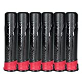 HK Army High Capacity Pods - Black/Red - 6 Pack