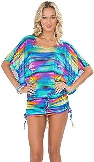 XS//Multicolor Caribe MON Amour South Beach Dress
