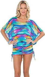 CIELITO Lindo - South Beach Dress - L/Multicolor