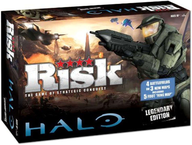 Risk  Halo Legendary Edition Board Game