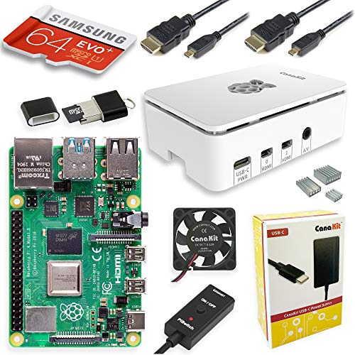 CanaKit Raspberry Pi 8GB Starter Kit