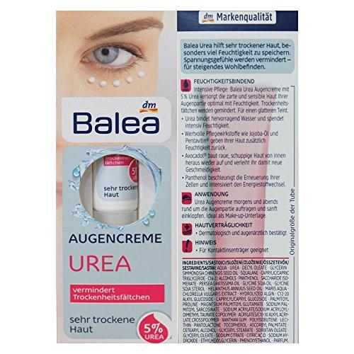Balea Augencreme UREA (15ml Tube)