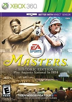 Tiger Woods PGA TOUR 14  Masters Historic Edition -Xbox 360