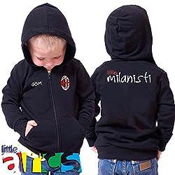 AC Milan Hoodie Jacket for Baby