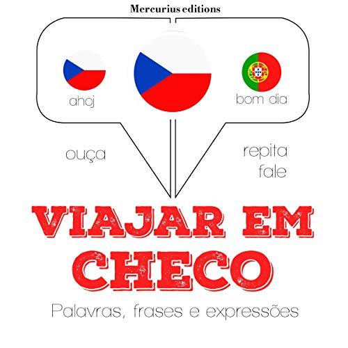 Viajar em checo audiobook cover art