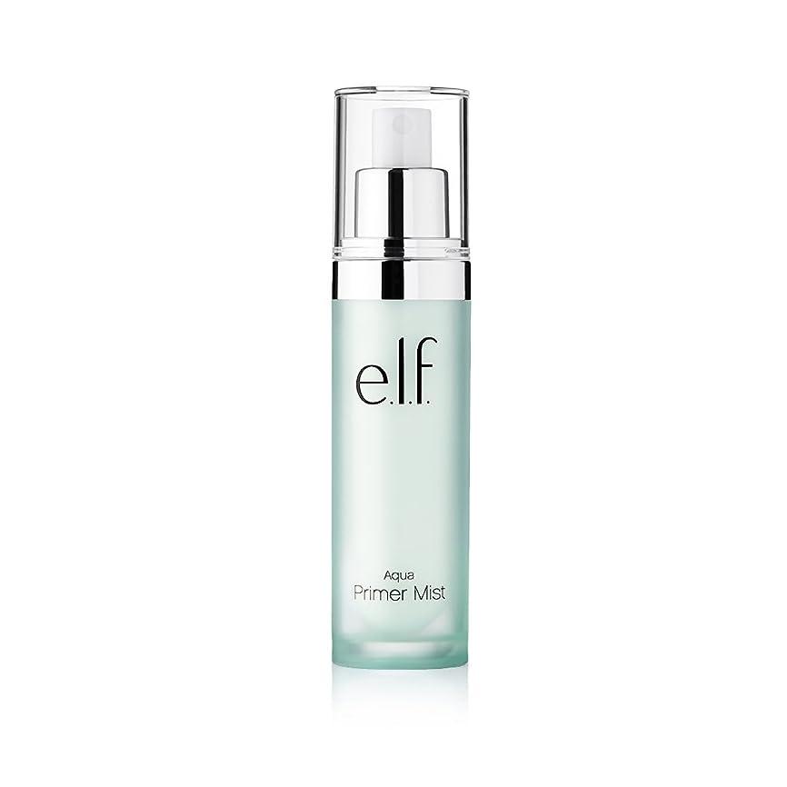 おびえた欺くモンスター(6 Pack) e.l.f. Aqua Beauty Primer Mist (並行輸入品)