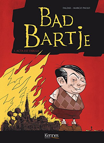Bart Bartje, tome 1