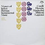 Masters of Italian Baroque Instrumental Music [Vinyl LP] [Schallplatte]
