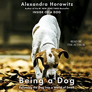 Being a Dog audiobook cover art
