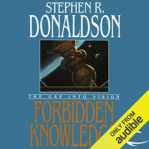 Forbidden Knowledge: The Gap into Vision cover art