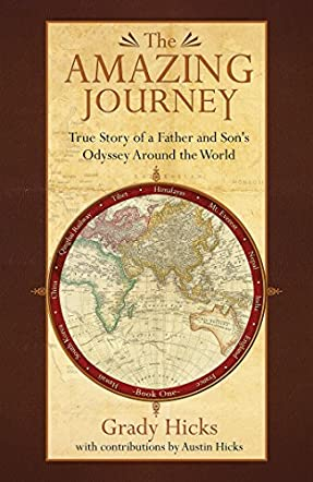 The Amazing Journey: Book One