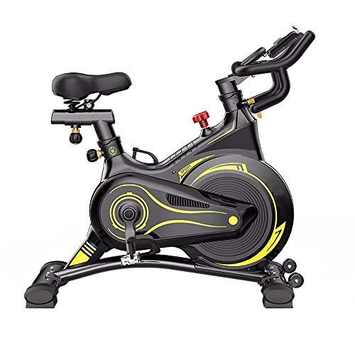 YSXD Bicicleta estática de Spinning Fitness, vicicleta esta