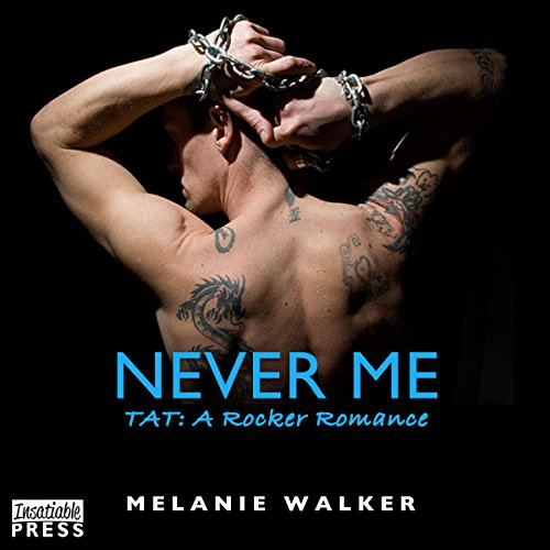 Never Me cover art