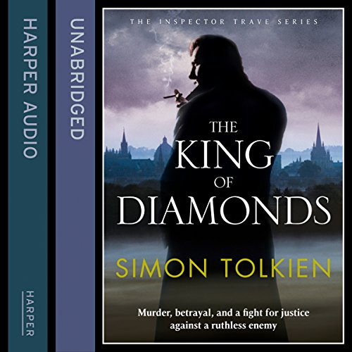 The King of Diamonds audiobook cover art