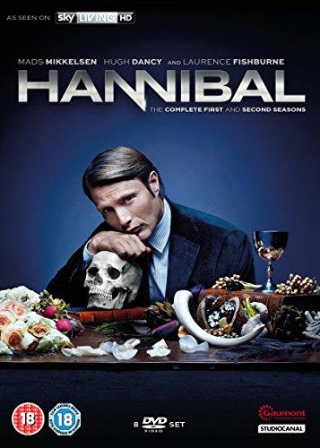 Hannibal-Seasons 1 & 2 [DVD-AUDIO]