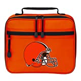 """NFL Cleveland Browns """"Cooltime"""" Lunch Kit, 10"""" x 8"""" x 3"""""""