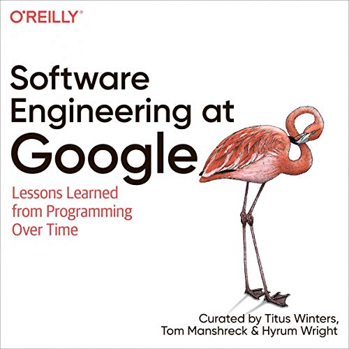 Software Engineering at Google Titelbild